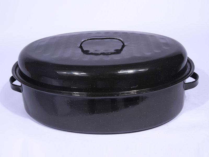90475Oval roaster