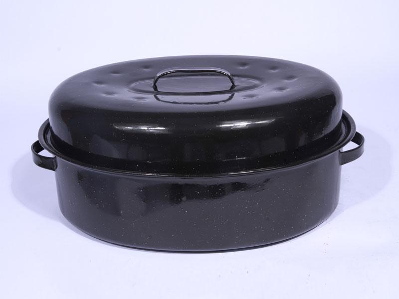 90473Oval roaster