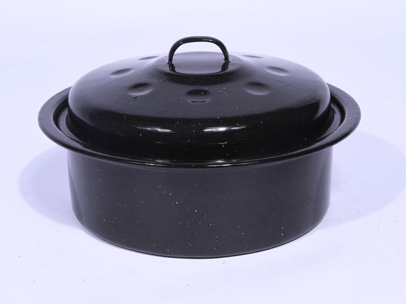 90469Round hollowware