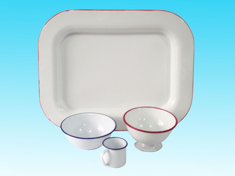 Square plate/Bowl/cup